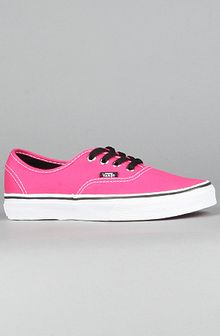 Vans The Authentic Sneaker in Pink - Lyst