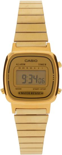 Casio Mini La670 Watch - Lyst