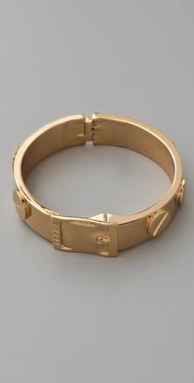 CC Skye Metal Screw Bracelet - Lyst