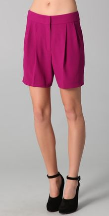 Sonia Rykiel Suiting Shorts - Lyst
