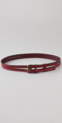 Club Monaco Mary Kate Belt - Lyst