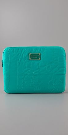 Marc By Marc Jacobs Pretty Nylon 13 Computer Case - Lyst