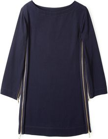 Marc By Marc Jacobs Clark Twill Tunic Dress - Lyst