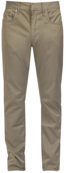 Dior Homme Stretch Cotton-blend Chinos - Lyst