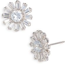 Kate Spade Crystal Gardens Stud Earrings - Lyst