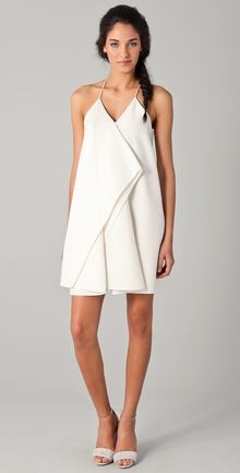 3.1 Phillip Lim Collapsed Kite Dress - Lyst