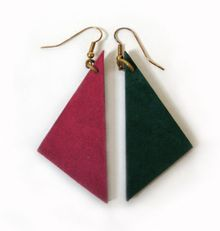 Lizzie Mcquade Sophie Earrings - Lyst