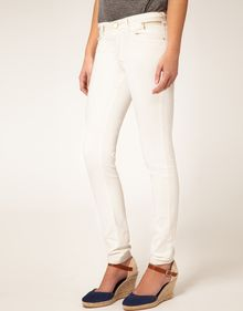 River Island Side Panel Jean - Lyst