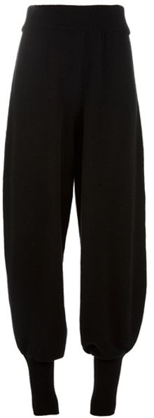 Saint Laurent Tight Cuff Trouser - Lyst