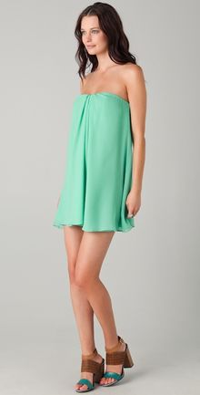 Elizabeth And James Clara Dress - Lyst