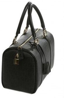 Fendi Forever Medium Bowling Bag Shiny Zucchino - Lyst