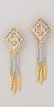 Theodora & Callum Clip On Earrings - Lyst