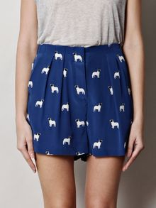 Sea Dogprint Shorts - Lyst