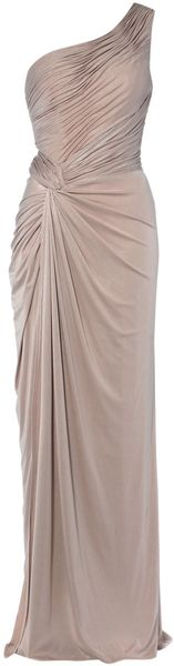 Biba Asymmetric One Shoulder Maxi Dress - Lyst