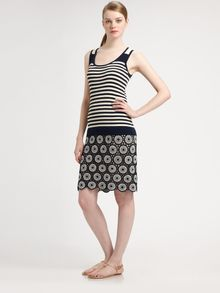 Tory Burch Debbie Dress - Lyst