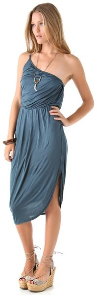 Velvet Trisha Dress - Lyst