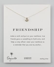 Dogeared Friendship Necklace - Lyst