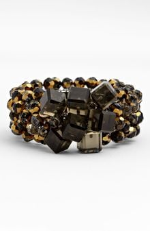 Marc By Marc Jacobs Cubes Stretch Bracelet - Lyst