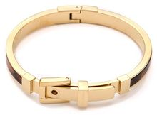 Michael Kors Tortoise Buckle Bangle - Lyst