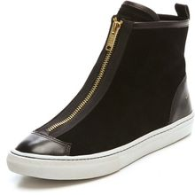 Marc By Marc Jacobs Standard Supply High Top Sneakers - Lyst