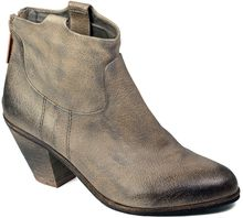 Sam Edelman Booties Lisle Low Heel - Lyst
