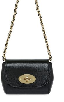 Mulberry Mini Lily Soft Spongy Leather Bag - Lyst