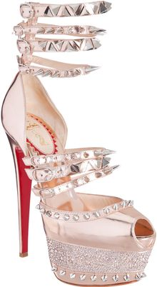 Christian Louboutin Isolde Sandals - Lyst