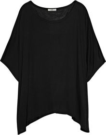 Helmut Lang Kinetic Oversized Jersey T-shirt - Lyst