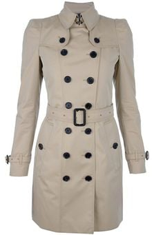 Burberry Marylebone Mac Coat - Lyst