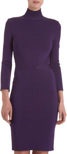 Givenchy Knit Sheath Dress - Lyst
