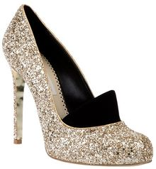 Stella McCartney Glitter Pump - Lyst