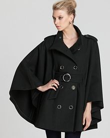 Rachel Zoe  Candice Funnel Neck Cape - Lyst