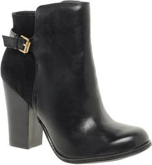 Oasis Leather Ankle Boots - Lyst