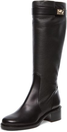 Givenchy Shark Lock Boot in Black - Lyst