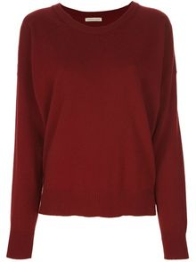 Christophe Lemaire Round Neck Sweater - Lyst