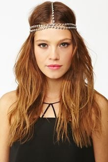 Nasty Gal Gypsy Headpiece - Lyst