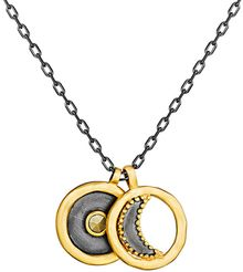 Satya Jewelry Celestial Necklace in Light The Sky - Lyst