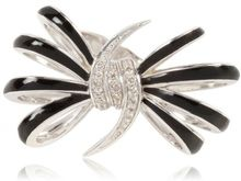 Stephen Webster Forget Me Knot Ring - Lyst