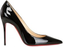 Christian Louboutin 100mm Decollete 554 Patent Pointy Pumps - Lyst