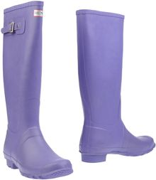 Hunter Boots - Lyst