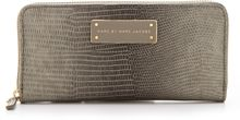 Marc By Marc Jacobs Take Me Embo Lizzie Slim Zip Around Wallet - Lyst