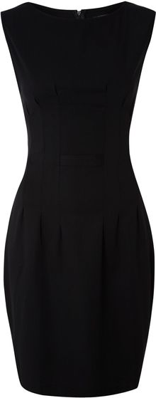 Cutie Slim Fit Dress - Lyst