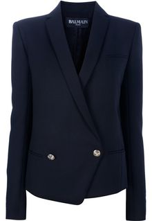 Balmain Tailored Blazer - Lyst
