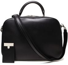 The Row Bowler Leather Tote Bag - Lyst