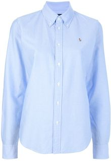 Ralph Lauren Blue Label Button Down Shirt - Lyst