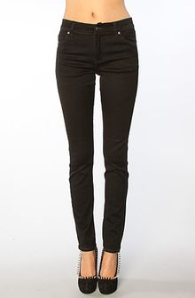Cheap Monday The Core Tight Super Stretch Jean in Black - Lyst
