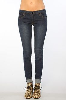 Cheap Monday The Tight Super Stretch Jean in Blue - Lyst