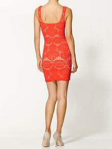 Free People Medallion Sweatheart Slip Dress - Lyst