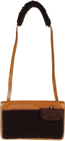 Miu Miu Medium Leather Bag - Lyst