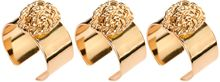 Asos Multipack Lion Band Rings - Lyst